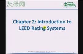Introduction to LEED Rating Systems v4