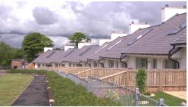 UK Passivhaus Awards 2013 Racecourse Passivhaus Bungalows