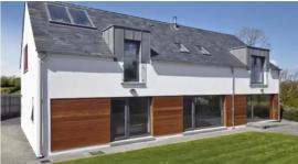 UK Passivhaus Awards 2014 Cost & Build ability WINNER Coventry Eco House