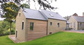 UK Passivhaus Awards 2016 Rural Category Golcar Passivhaus
